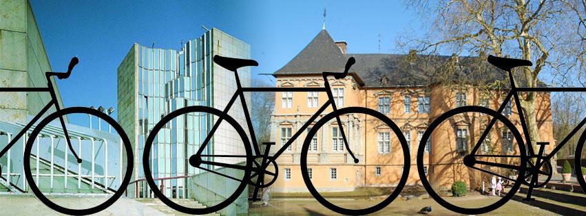 Radtour: Die Gartenstraße und andere Wege