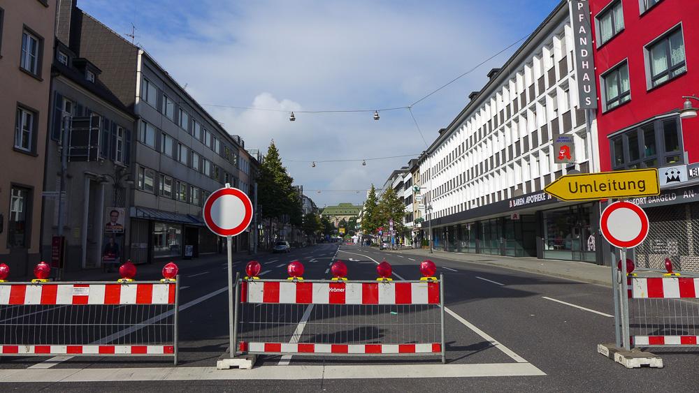 Mönchengladbach feiert Tag der autofreien Innenstadt