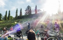 Räderey – Die Poetry Slam Fahrrad Tour