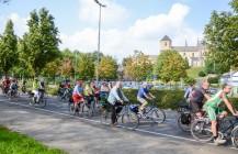 1. MGer Fahrradsternfahrt