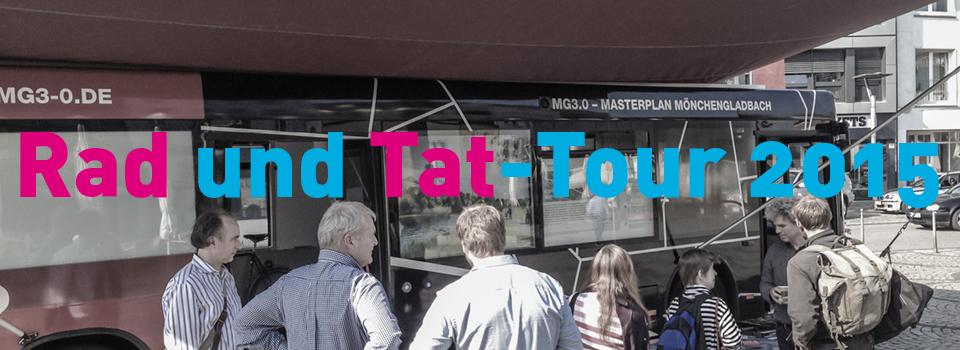 Rad und Tat-Tour 2015